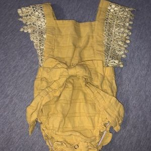 6-12 mustard outfit